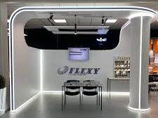 Натяжные потолки для рекламных стендов